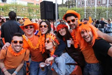 Día de la Reina - Holanda