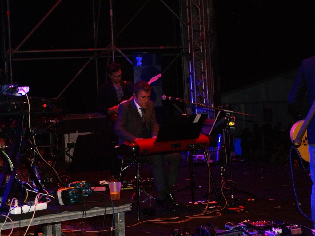 Ivan Ferreiro SanSan Festival 2