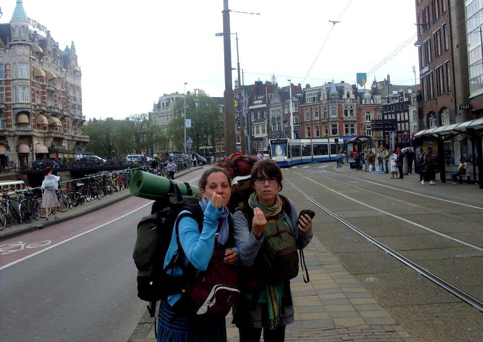 Interrail Amsterdam
