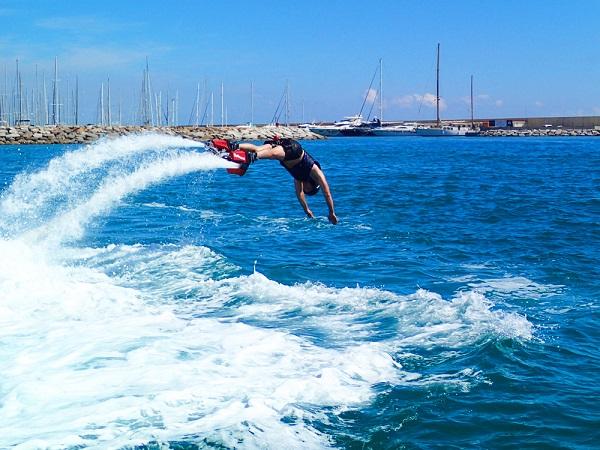 Deporte Flyboard Barcelona