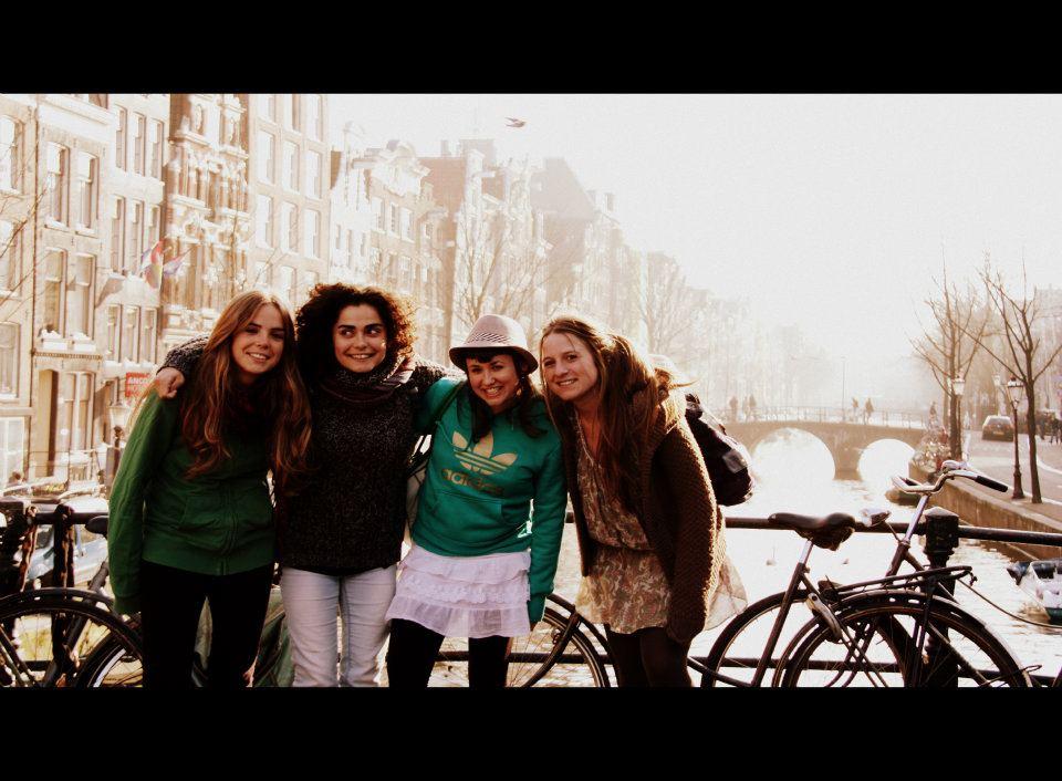 Viaje de Ecuador Amsterdam