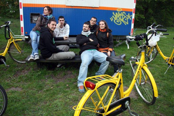 Fin de curso en Amsterdam