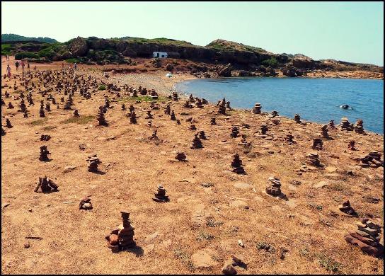 Menorca_Cala Binimela