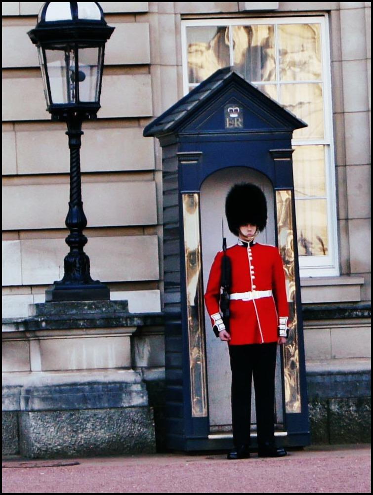 Cambio Guardia Real