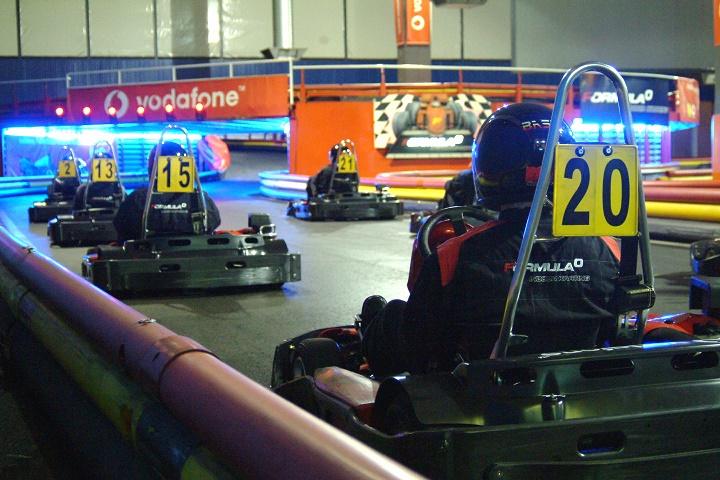 Formula 0 Karts Madrid