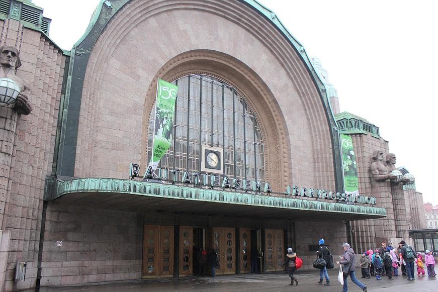 Estación Rautatieasema