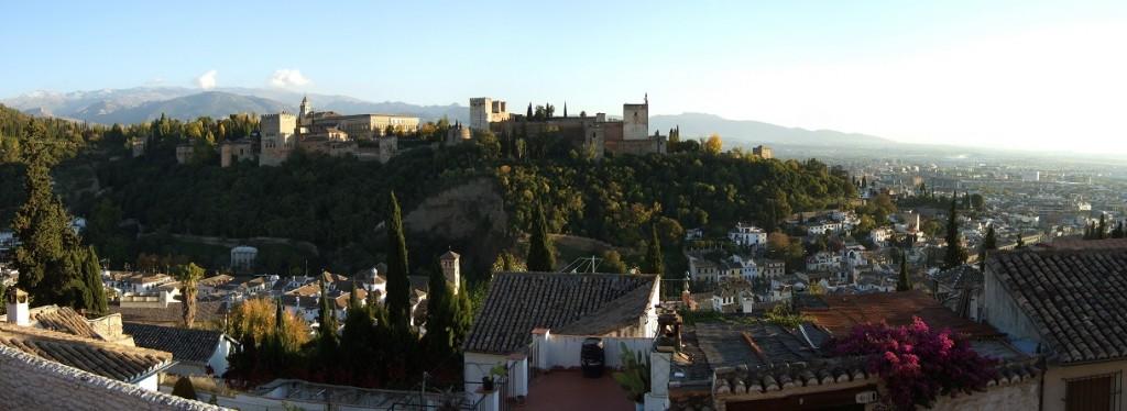 Ciudad de Granada - Viajes en Grupo