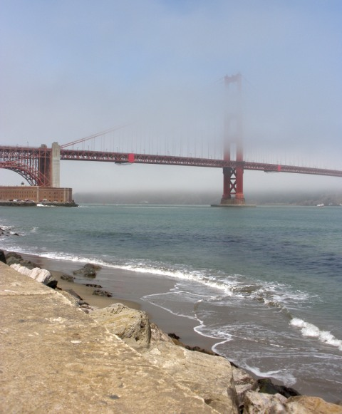Golden Gate en California