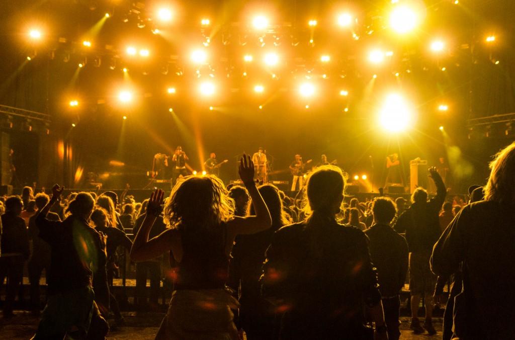 Roskilde festival - MONDAY
