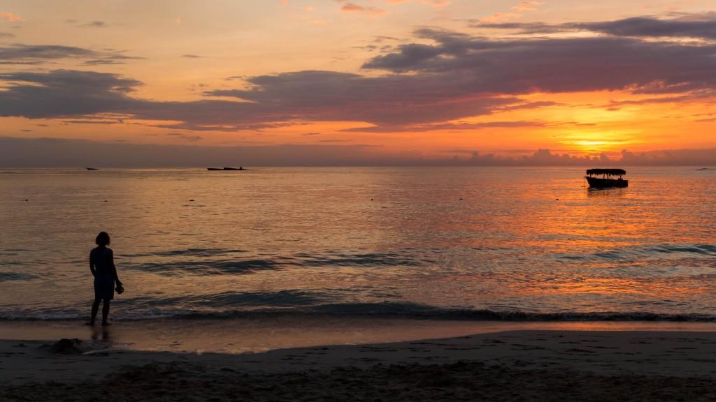 Sunrise over Punta Cana