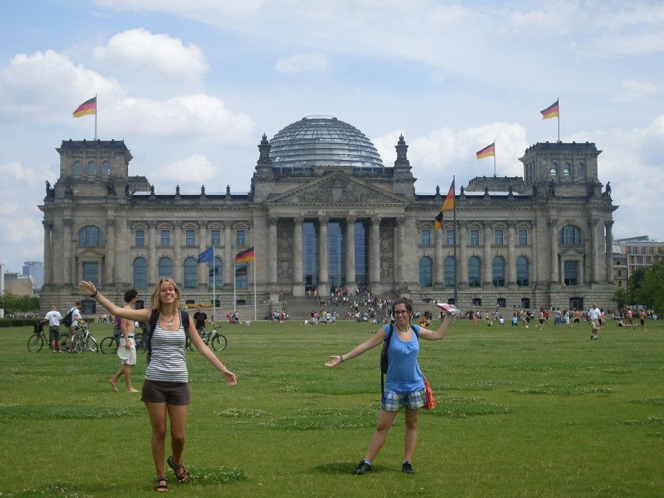 Viaje en grupo a Berlín